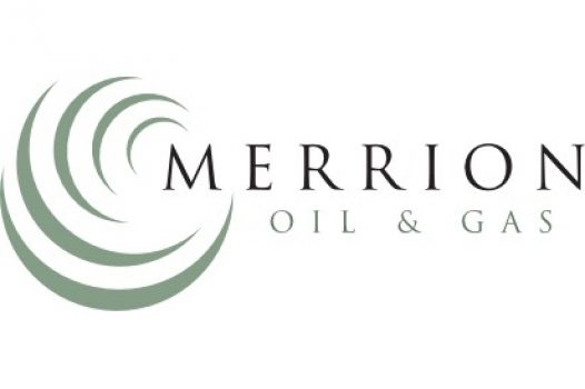 Merrion Oil & Gas logo. Square with white background.